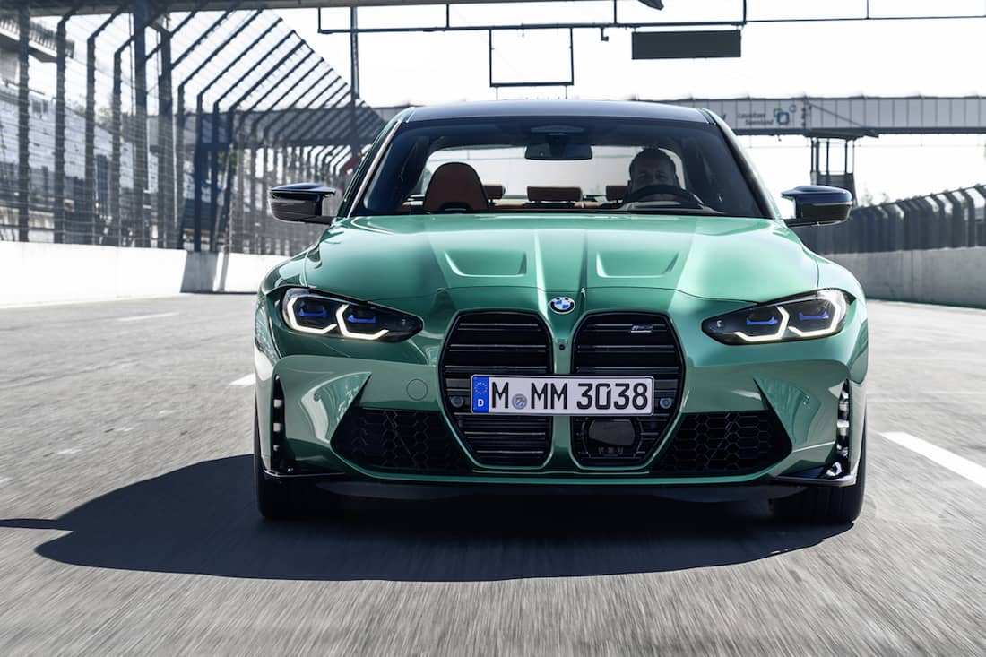 BMW M3 M4 Offical 2020
