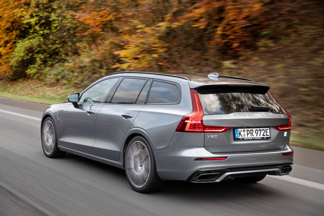 AS24 PHEV Volvo V60 T8